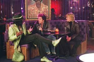 Snoop Dogg (Huggy Bear), Ben Stiller (David Starsky) en Owen Wilson (Ken Hutchinson)