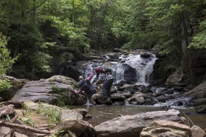 A Walk in the Woods filmstill