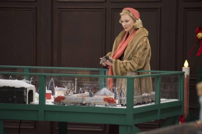 Cate Blanchett (Carol Aird)