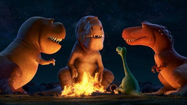 The Good Dinosaur 3D filmstill