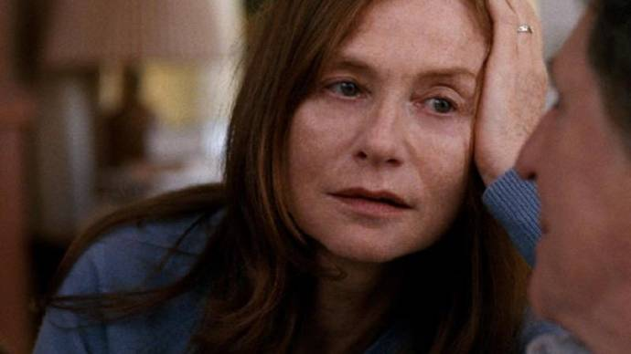 Isabelle Huppert (Isabelle Reed)