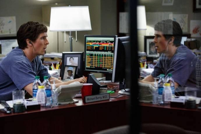 Christian Bale (Michael Burry)