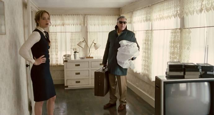 Jennifer Lawrence (Joy) en Robert De Niro