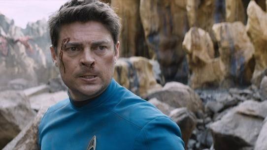 Karl Urban (Bones) in Star Trek Beyond