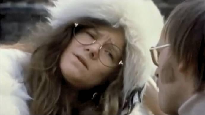 Janis Joplin (Zichzelf (archive footage))