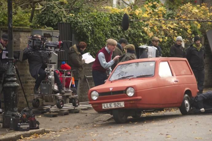 The Lady in the Van filmstill