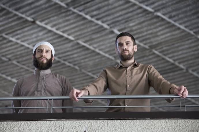 Pieter Verelst (Wim) en Tarek Halaby (Bipul)