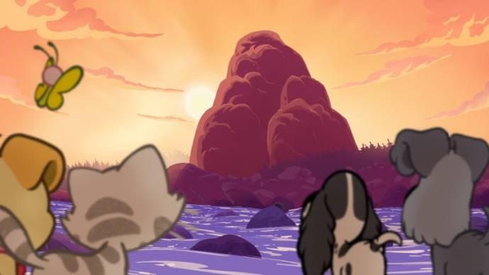 Woezel & Pip Op zoek naar de Sloddervos! filmstill
