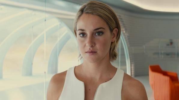 Shailene Woodley (Tris)