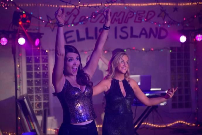 Tina Fey (Kate Ellis) en Amy Poehler (Maura Ellis)