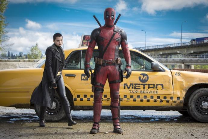 Deadpool filmstill