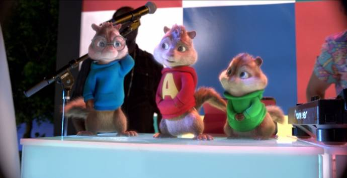 Alvin and the Chipmunks: The Road Chip filmstill