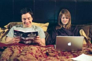 Ben (Jimmy Fallon) is sportsfanaat en Lindsey (Drew Barrymore) is een zakenvrouw