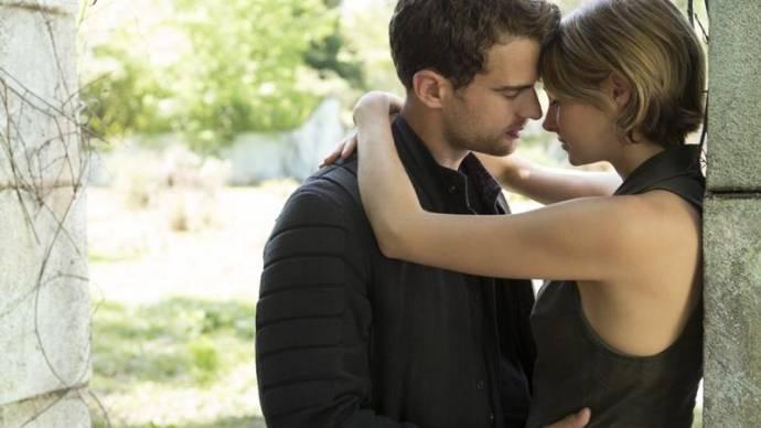 Divergent Marathon 2016 filmstill