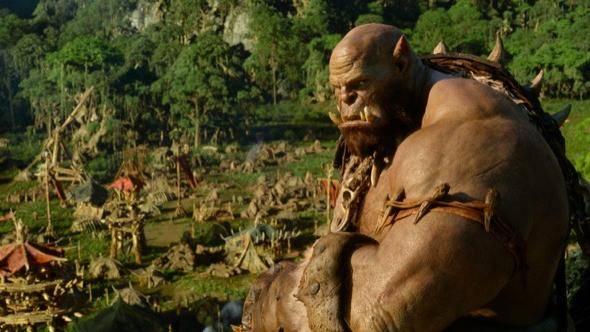 Warcraft: The Beginning 3D filmstill