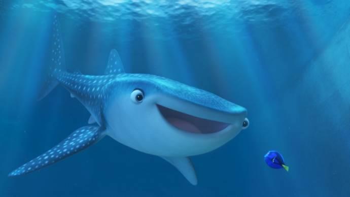 Finding Dory 3D (NL) filmstill