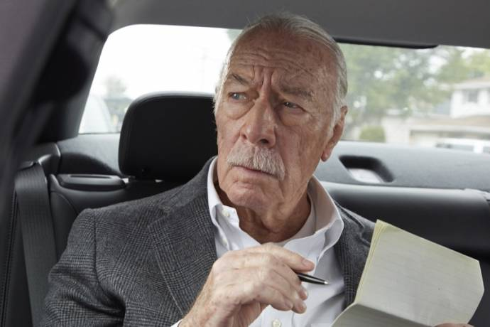 Christopher Plummer (Zev)