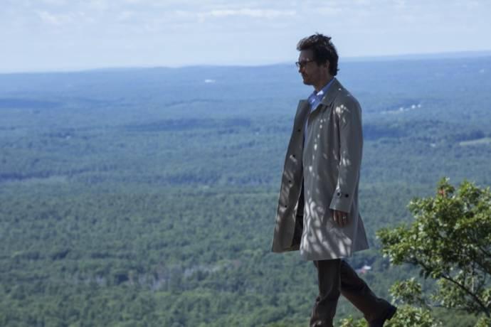 Matthew McConaughey (Arthur Brennan)