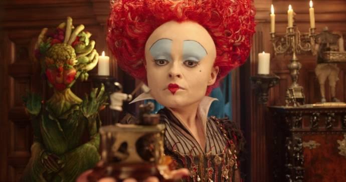 Helena Bonham Carter (Red Queen)