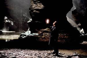 De ontdekking van de batcave