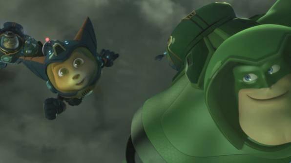 Ratchet and Clank (NL) filmstill
