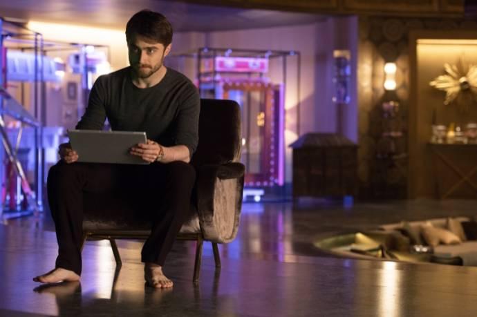 Daniel Radcliffe (Walter)