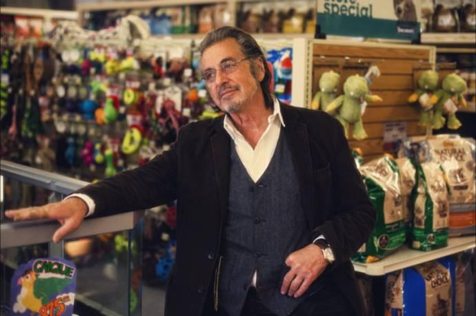 Al Pacino (A.J. Manglehorn)