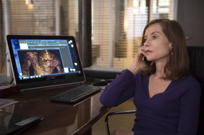Isabelle Huppert (Michelle)