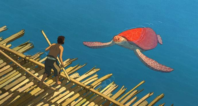 The Red Turtle filmstill