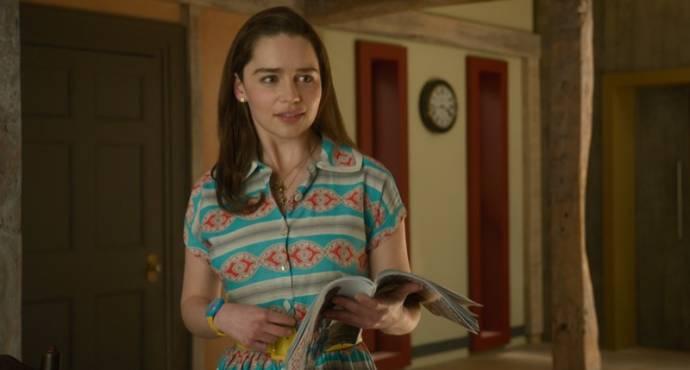 Emilia Clarke (Louisa Clark)