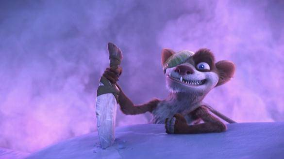 Ice Age: Collision Course 3D filmstill