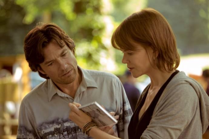 Jason Bateman (Baxter Fang) en Nicole Kidman (Annie Fang)