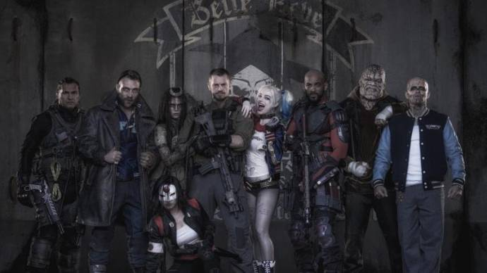 Suicide Squad 3D filmstill