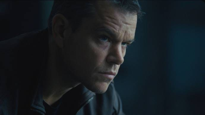 Matt Damon (Jason Bourne)