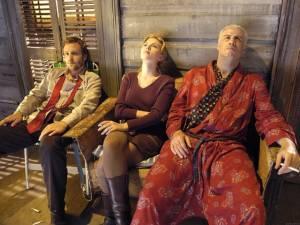 Scarlett Johansson, Gabriel Macht en John Travolta