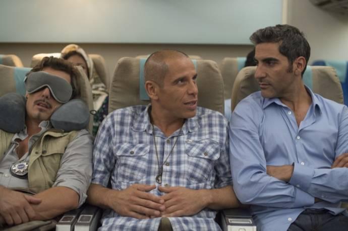 Medi Sadoun en Ary Abittan