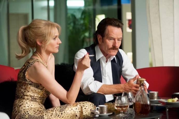 Diane Kruger (Kathy Ertz) en Bryan Cranston (Robert Mazur)