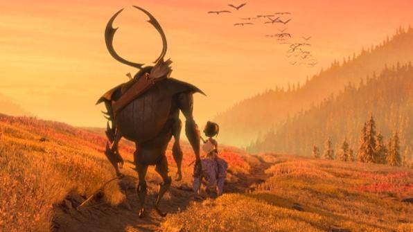 Kubo and the Two Strings 3D filmstill