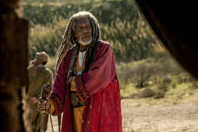 Morgan Freeman (Ilderim)
