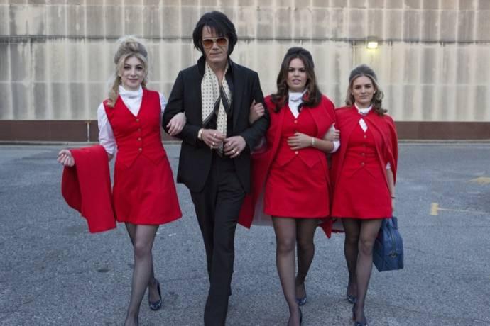 Elvis & Nixon filmstill