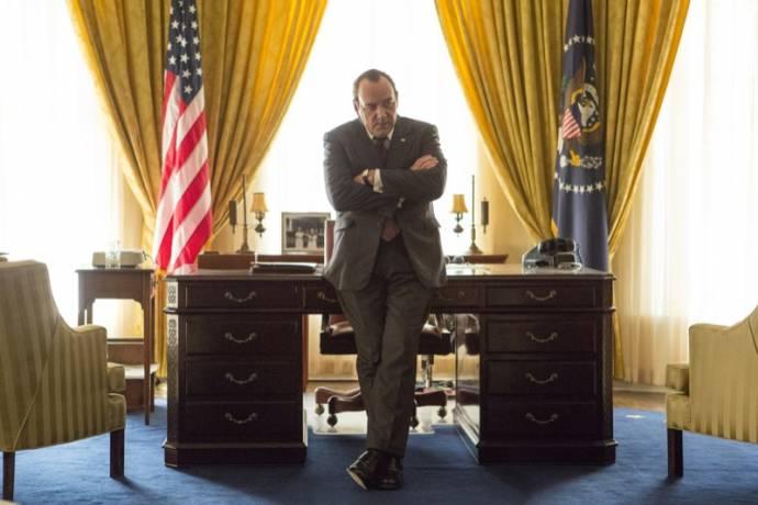 Kevin Spacey (Richard Nixon)