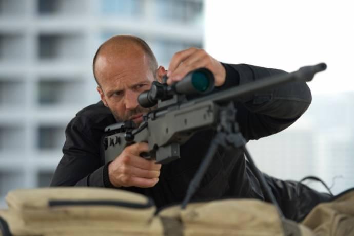 Jason Statham (Arthur Bishop)