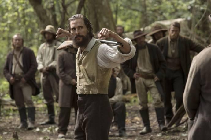 Matthew McConaughey (Newton Knight)