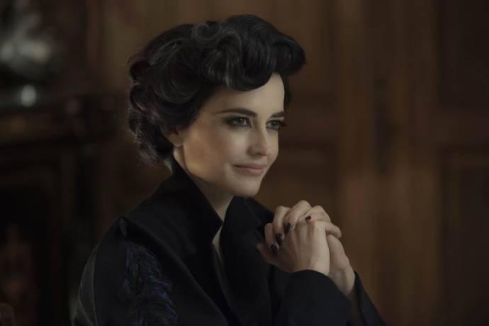 Eva Green (Miss Peregrine)