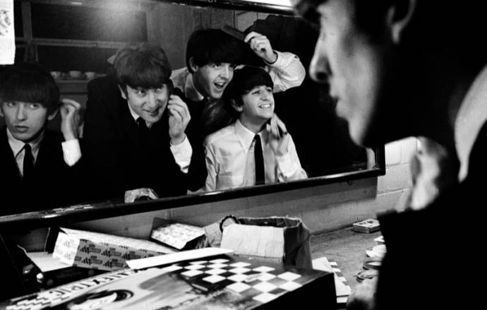 George Harrison (Zichzelf (archive footage)), John Lennon (Zichzelf (archive footage)), Paul McCartney (Zichzelf (archive footage)) en Ringo Starr (Zichzelf (archive footage))