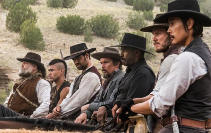 The Magnificent Seven filmstill