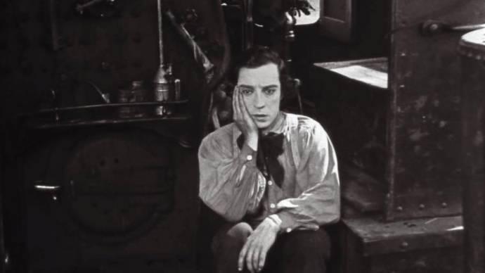 Buster Keaton (Johnnie Gray)