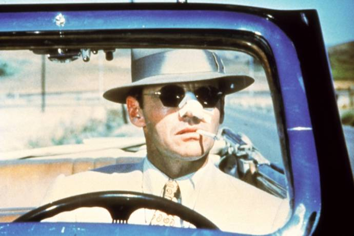 Jack Nicholson (J.J. 'Jake' Gittes)