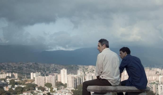 Alfredo Castro (Armando) en Luis Silva (Elder)