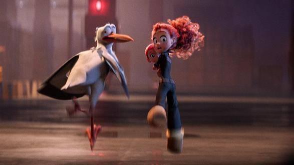 Storks 3D filmstill